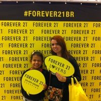 Photo taken at Forever 21 by Gabriella M. on 1/1/2015
