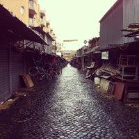 Photo taken at Mercato di Porta Portese by Tommaso V. on 3/30/2013