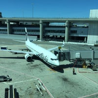 Photo taken at Gate A2 by Rich D. on 4/15/2015