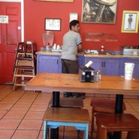 Photo taken at Zapata Mexican Grill by Rich D. on 8/13/2013