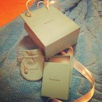 Photo taken at Tiffany by Yulia K. on 11/28/2012
