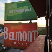 Photo taken at Bar Belmont by DuVal W. on 9/27/2014
