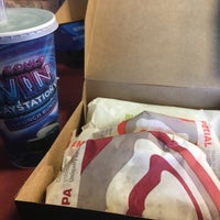 Photo taken at Taco Bell by Jessica J. on 9/17/2016
