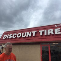 Photo taken at Discount Tire by Jessica J. on 2/24/2018
