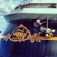 Photo taken at Disney Wonder by Seth H. on 2/2/2013