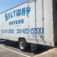 Photo taken at Beltway Movers by Rodney H. on 6/8/2013
