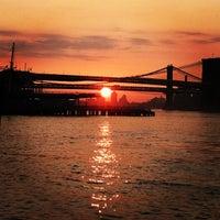Photo taken at Seastreak Ferry - Pier 11 Terminal by Rebecca W. on 8/28/2013