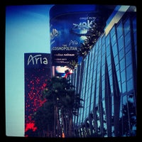 Photo taken at ARIA Resort & Casino by Alicia B. on 6/15/2013