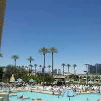 Photo taken at Oasis Pool by Alicia B. on 6/16/2013