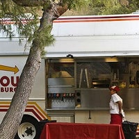 Photo taken at In-N-Out Burger Truck by Alicia B. on 3/7/2013