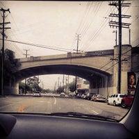 Photo taken at Los Feliz by Alicia B. on 7/21/2013
