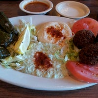 Photo taken at Pita House Restaurant by Ted M. on 1/4/2013