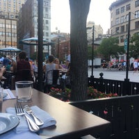 Photo taken at Bocce Union Square by Eden T. on 7/5/2018