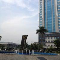 Photo taken at Kementrian keuangan by Azwar F. on 11/7/2012