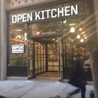Снимок сделан в Open Kitchen пользователем Omi L. 11/14/2014