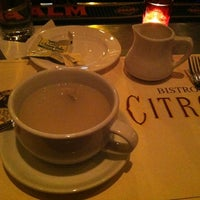 Photo taken at Bistro Citron by SuBarNYC on 11/10/2012
