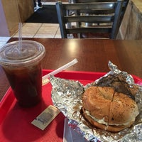 Photo taken at Bagel Bob's on York by SuBarNYC on 11/21/2014