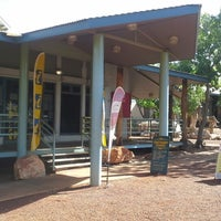 Photo taken at Visitor Centre Halls Creek by Stas K. on 1/7/2014