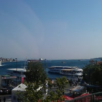 Photo taken at Beşiktaş Square by Mahir Hasan E. on 7/6/2013