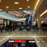 Photo taken at Erlangen Arcaden by Daniel F. on 10/27/2012