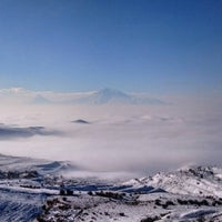 Photo taken at Ararat (Charents) Arch by Nataly V. on 1/8/2017