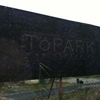 Photo taken at Tópark by juhaszates on 2/25/2013