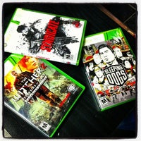 Photo taken at GameStop by Rob O. on 1/13/2013