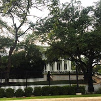 Photo taken at Texas Governor's Mansion by ChiefHava on 8/21/2016