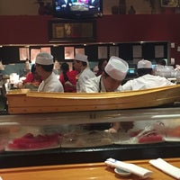 Photo taken at Bluefin Sushi & Thai Grill by ricardo on 1/1/2016