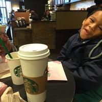 Photo taken at Starbucks by ricardo on 3/24/2016