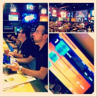 Photo taken at Buffalo Wild Wings by Kay F. on 4/20/2013