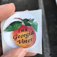Photo taken at Rockdale County Board of Elections by Shawn D. on 11/4/2016