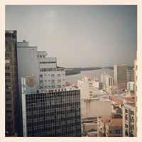 Photo taken at Master Premium Palace Hotel by Mariana M. on 1/24/2013
