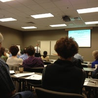 Photo taken at Saint Paul Area Association of REALTORS by Berenice R. on 9/28/2012
