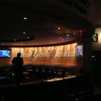 Photo taken at Hard Rock Cafe Yankee Stadium by Rob H. on 10/3/2012