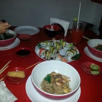 Photo taken at Sushi Time by pedro m. on 5/30/2014