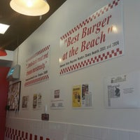Photo taken at Five Guys by Erica L. on 7/2/2014