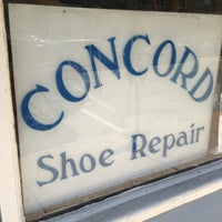 Photo taken at Concord Shoe Repair by Candi R. on 9/7/2013