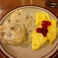 Photo taken at Denny's by Jon K. on 8/21/2013