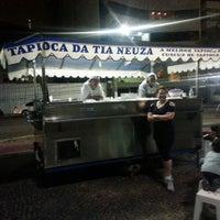 Photo taken at Tapioca da Tia Neuza by Paulo Roberto O. on 8/16/2013