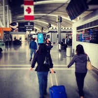 Photo taken at Toronto Pearson International Airport (YYZ) by Walkerscoop on 5/21/2013