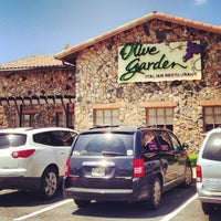 Photo taken at Olive Garden by Walkerscoop on 4/30/2013