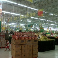 Photo taken at Carrefour by Gek_Vi on 12/25/2012