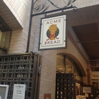 Photo taken at Acme Bread Company by Diem N. on 10/7/2012