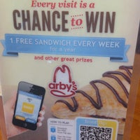 Photo taken at Arby's by Bill V. on 3/23/2013