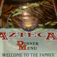 Photo taken at Azteca by Bill V. on 2/26/2014