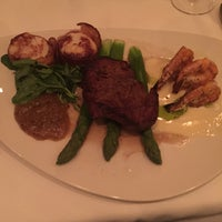 Photo taken at Morton's The Steakhouse by Vince B. on 5/5/2017