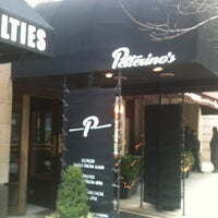 Photo taken at Petterino's by adria n. on 3/17/2013