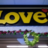 Photo taken at Love's Travel Stop by Charles G. on 12/6/2012