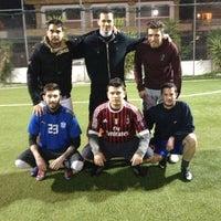 Photo taken at Champions Mini Football Club by Simon R. on 3/3/2013